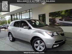 Used 2011 Acura MDX Tech Pkg SUV AWD P3081A for Sale in Raleigh, NC