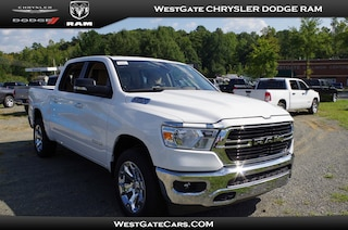 New 2019 Ram 1500 BIG HORN / LONE STAR CREW CAB 4X4 5'7 BOX Crew Cab D31788 in Raleigh, NC