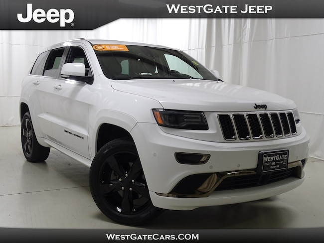 2015 Jeep Grand Cherokee High Altitude SUV