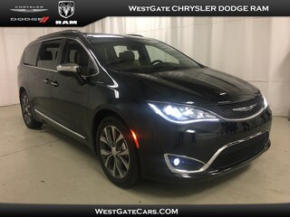 New 2017 Chrysler Pacifica LIMITED Passenger Van C28864 in Raleigh, NC