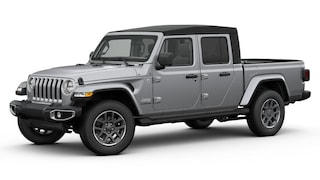New 2020 Jeep Gladiator OVERLAND 4X4 Crew Cab in Raleigh, NC