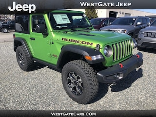 New 2019 Jeep Wrangler RUBICON 4X4 Sport Utility J33247 in Raleigh, NC
