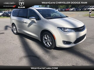 New 2019 Chrysler Pacifica LIMITED Passenger Van C33611 in Raleigh, NC