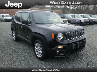 New 2018 Jeep Renegade LATITUDE 4X2 Sport Utility J32436 in Raleigh, NC
