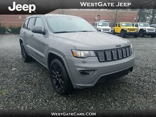 New 2019 Jeep Grand Cherokee ALTITUDE 4X2 Sport Utility J33074 in Raleigh, NC