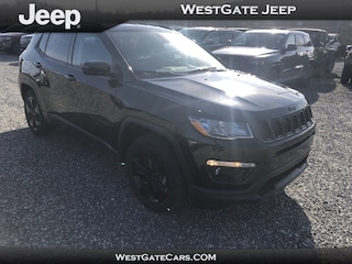 New 2019 Jeep Compass ALTITUDE FWD Sport Utility J33168 in Raleigh, NC
