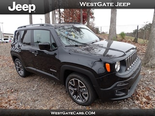 New 2018 Jeep Renegade LATITUDE 4X2 Sport Utility J31839 in Raleigh, NC