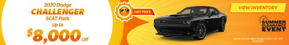 2020 Dodge Challenger - August