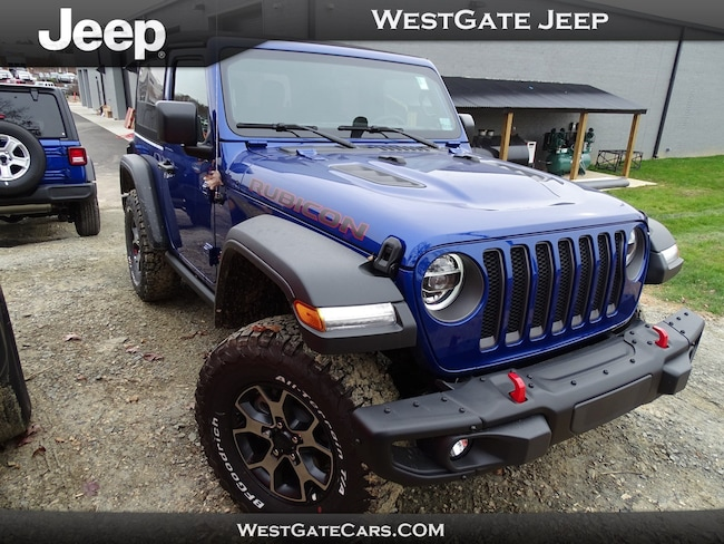 New 2018 Jeep Wrangler RUBICON 4X4 Sport Utility for sale in Raleigh, NC