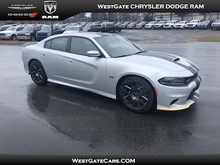 New 2019 Dodge Charger SCAT PACK RWD Sedan D33139 in Raleigh, NC