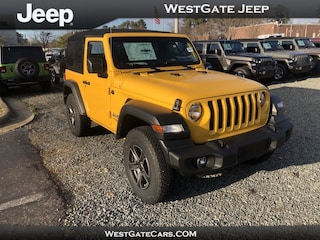 New 2019 Jeep Wrangler SPORT S 4X4 Sport Utility J32841 in Raleigh, NC