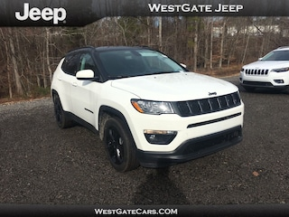 New 2019 Jeep Compass ALTITUDE FWD Sport Utility J32251 in Raleigh, NC