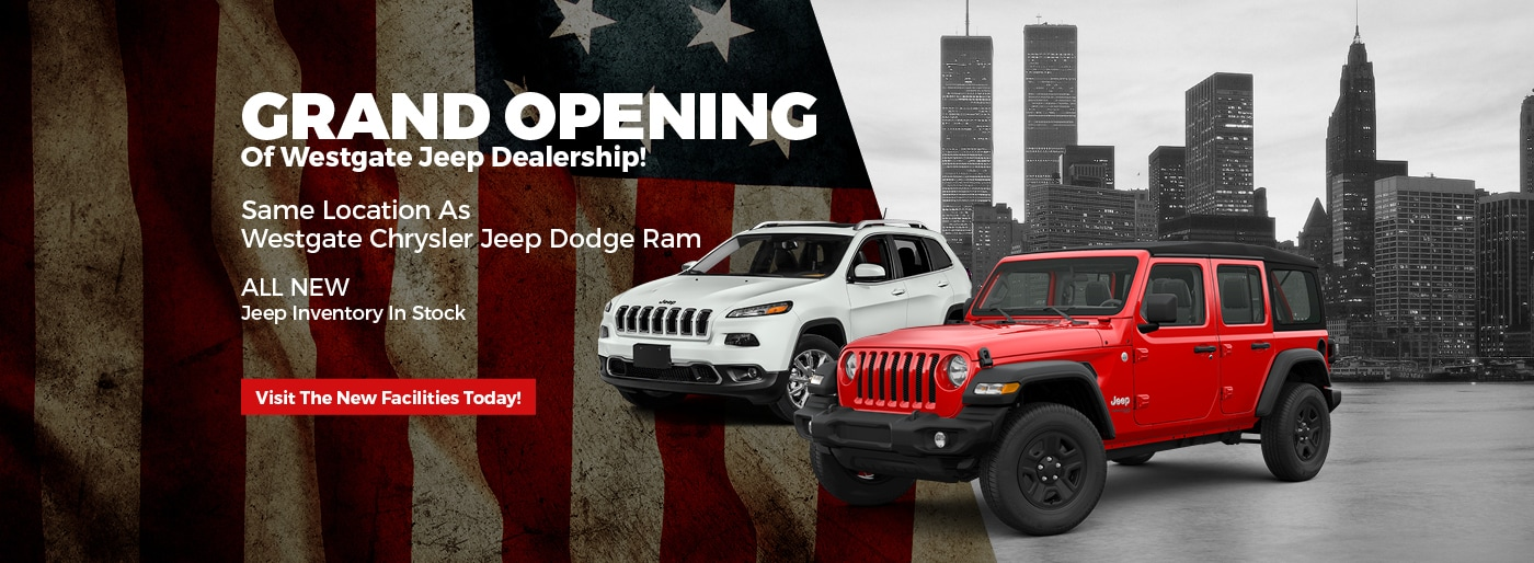 Westgate jeep plainfield in