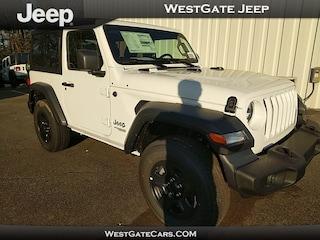 New 2018 Jeep Wrangler SPORT 4X4 Sport Utility J32377 in Raleigh, NC