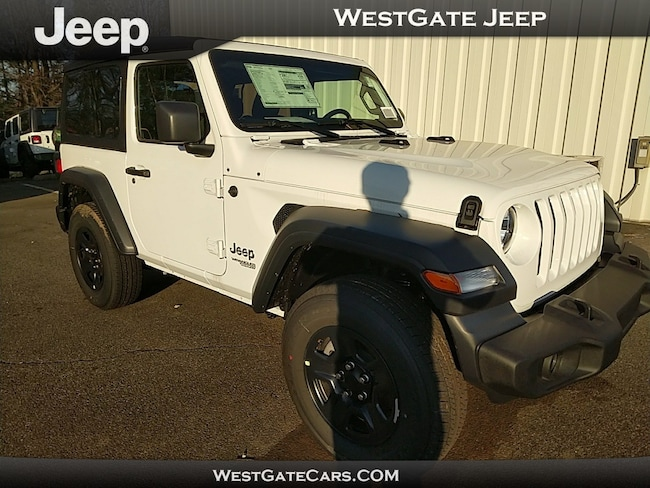 New 2018 Jeep Wrangler SPORT 4X4 Sport Utility for sale in Raleigh, NC