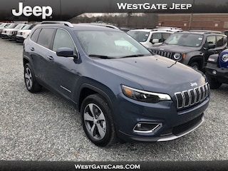 New 2019 Jeep Cherokee LIMITED 4X4 Sport Utility J32948 in Raleigh, NC