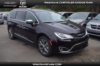 New 2019 Chrysler Pacifica LIMITED Passenger Van C32601 in Raleigh, NC