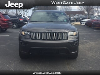 New 2019 Jeep Grand Cherokee ALTITUDE 4X4 Sport Utility J32049 in Raleigh, NC