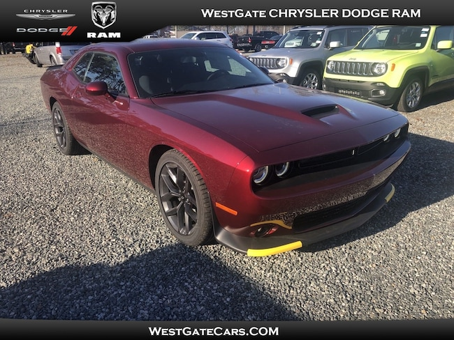 New 2019 Dodge Challenger GT Coupe for sale in Raleigh, NC