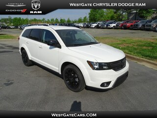 New 2019 Dodge Journey SE Sport Utility D33469 in Raleigh, NC