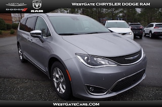 New 2018 Chrysler Pacifica LIMITED Passenger Van C30355 in Raleigh, NC