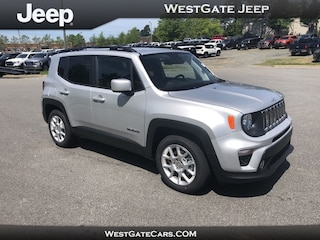 New 2019 Jeep Renegade LATITUDE FWD Sport Utility J33459 in Raleigh, NC