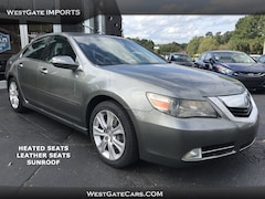 Used 2009 Acura RL Sedan AWD 4493 for Sale in Raleigh, NC