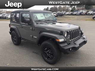 New 2019 Jeep Wrangler SPORT 4X4 Sport Utility J33200 in Raleigh, NC