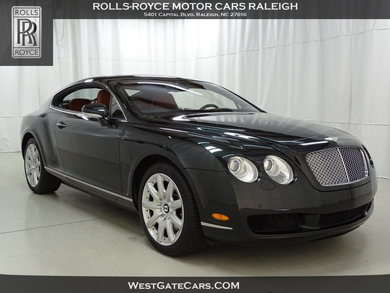 2005 Bentley Continental GT Coupe AWD