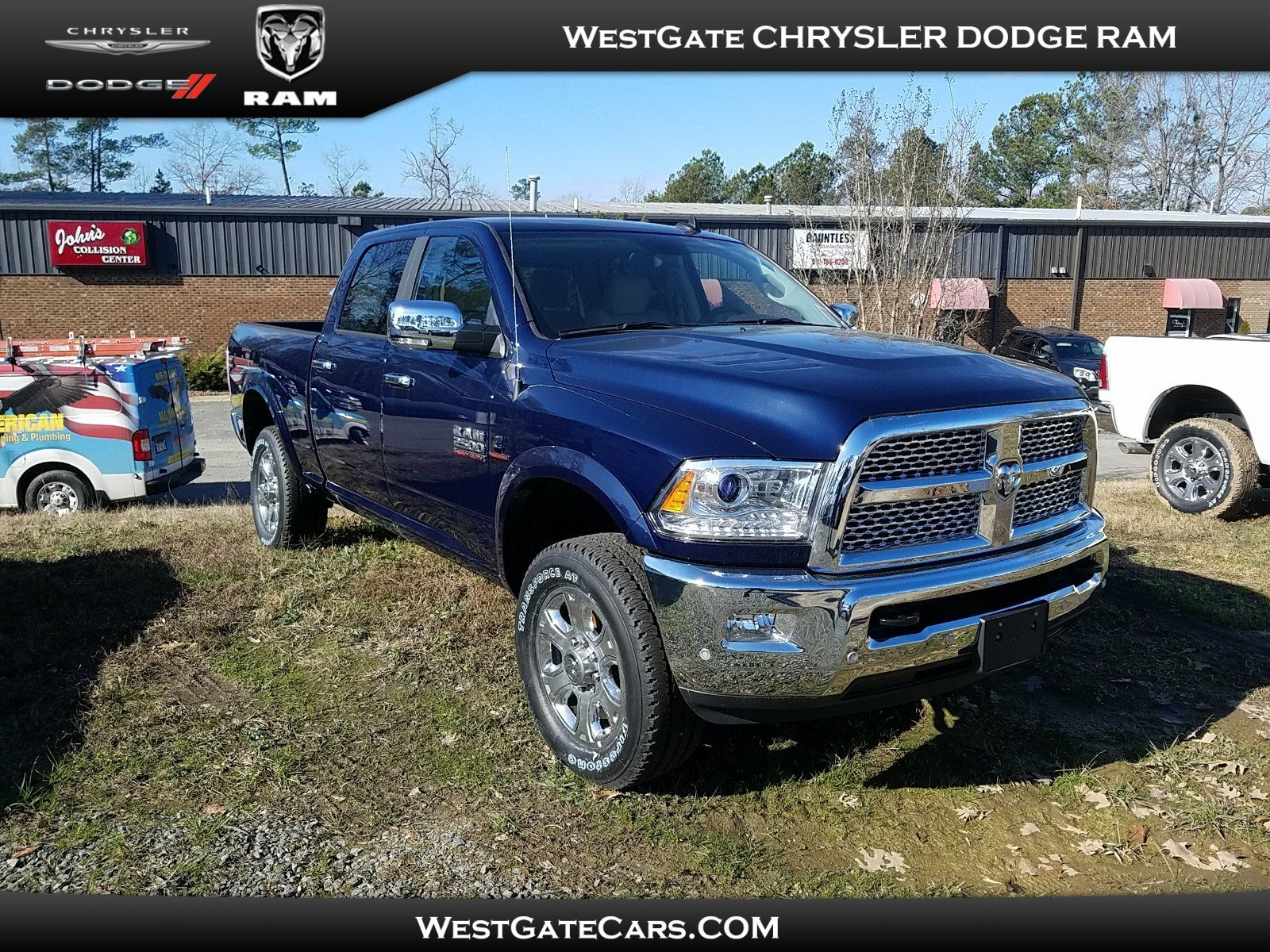 Ram Model Research In Raleigh Nc Westgate Chrysler Jeep Dodge 2500 4x4 2018 Laramie Crew Cab 64 Box