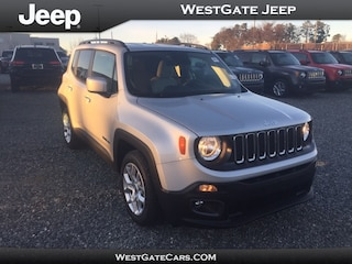 New 2018 Jeep Renegade LATITUDE 4X2 Sport Utility J32984 in Raleigh, NC