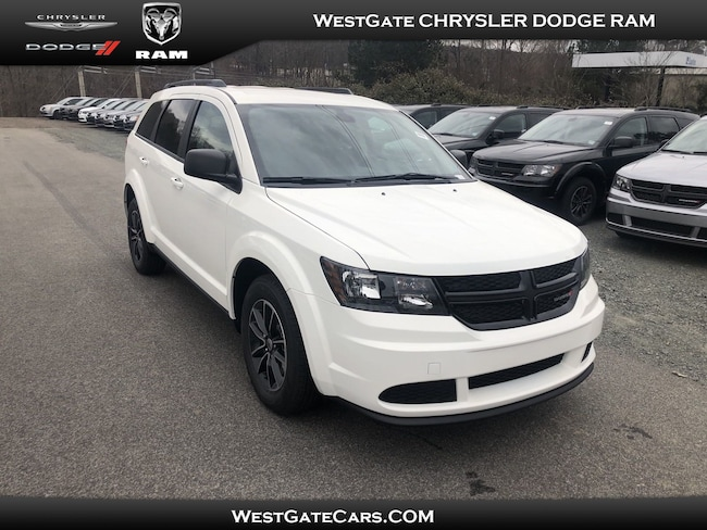 New 2018 Dodge Journey SE Sport Utility for sale in Raleigh, NC