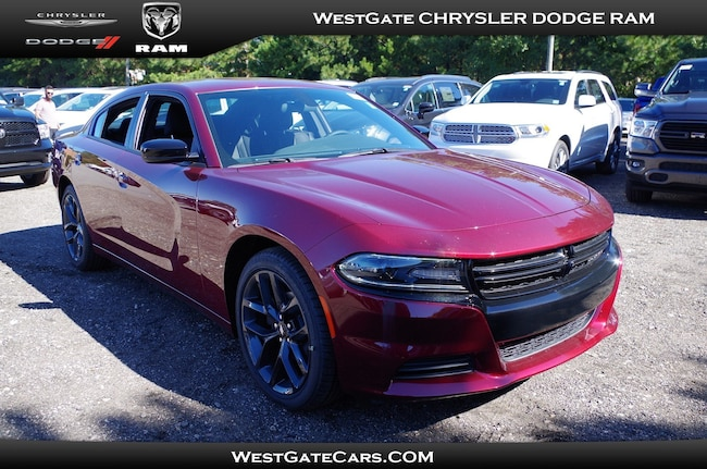 New 2019 Dodge Charger SXT RWD Sedan for sale in Raleigh, NC
