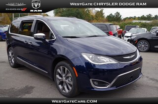New 2019 Chrysler Pacifica LIMITED Passenger Van C32363 in Raleigh, NC