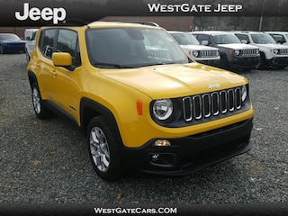 New 2018 Jeep Renegade LATITUDE 4X2 Sport Utility D32779 in Raleigh, NC