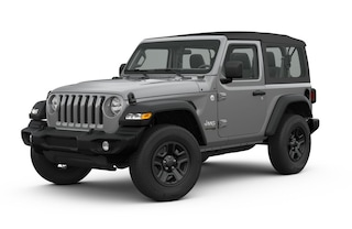 New 2019 Jeep Wrangler SPORT 4X4 Sport Utility in Raleigh, NC