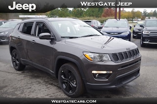 New 2019 Jeep Compass ALTITUDE FWD Sport Utility J32211 in Raleigh, NC