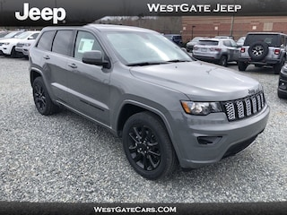 New 2019 Jeep Grand Cherokee ALTITUDE 4X2 Sport Utility J33286 in Raleigh, NC