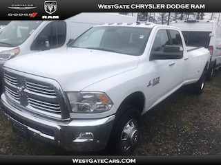New 2018 Ram 3500 BIG HORN CREW CAB 4X4 8' BOX Crew Cab D32490 in Raleigh, NC