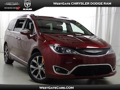 Certified Used 2017 Chrysler Pacifica Limited Van FWD Raleigh North Carolina