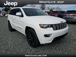New 2019 Jeep Grand Cherokee ALTITUDE 4X2 Sport Utility J33237 in Raleigh, NC