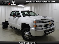 Certified Used 2017 Chevrolet Silverado 3500HD Work Truck Truck Crew Cab 4WD Raleigh North Carolina