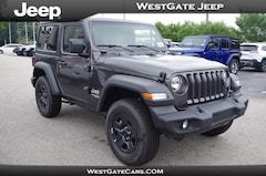 New 2018 Jeep Wrangler SPORT 4X4 Sport Utility in Raleigh NC