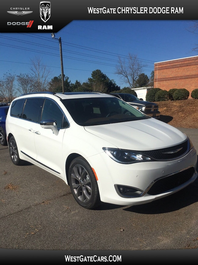 New 2019 Chrysler Pacifica LIMITED Passenger Van for sale in Raleigh, NC
