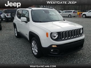 New 2018 Jeep Renegade LATITUDE 4X2 Sport Utility J55869 in Raleigh, NC
