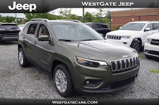 New 2019 Jeep Cherokee LATITUDE FWD Sport Utility J31616 in Raleigh, NC
