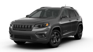 New 2019 Jeep Cherokee ALTITUDE 4X4 Sport Utility in Raleigh, NC