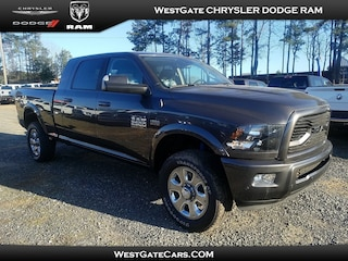 New 2018 Ram 2500 BIG HORN MEGA CAB 4X4 6'4 BOX Mega Cab D32687 in Raleigh, NC