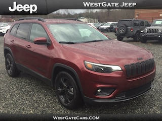 New 2019 Jeep Cherokee ALTITUDE FWD Sport Utility J33010 in Raleigh, NC