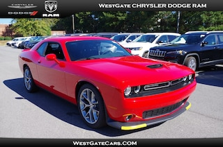 New 2019 Dodge Challenger GT Coupe D32183 in Raleigh, NC
